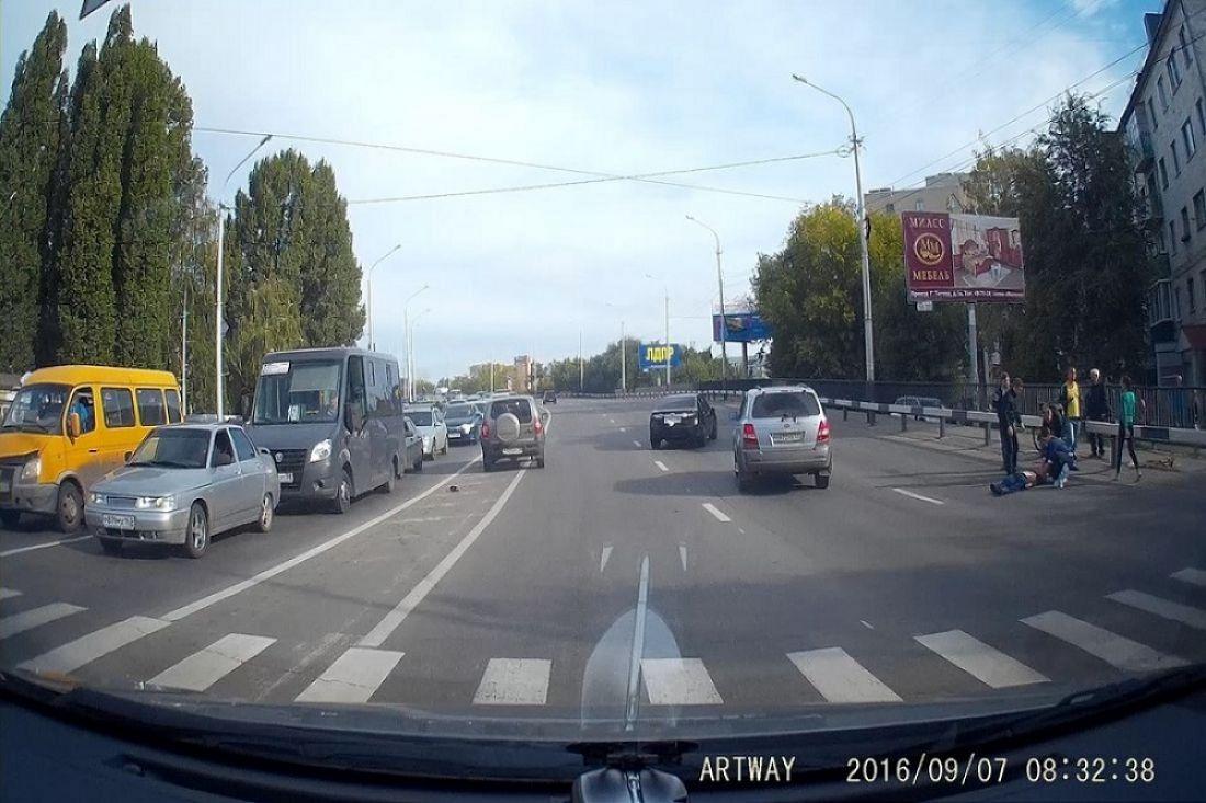 ВПензе ищут свидетелей смертоносного ДТП наулице Дзержинского