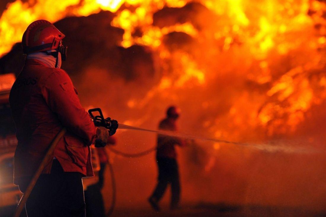 Пожар «Ванюшкины сладости» вПензе— производство непострадало, режим сбыта ненарушен