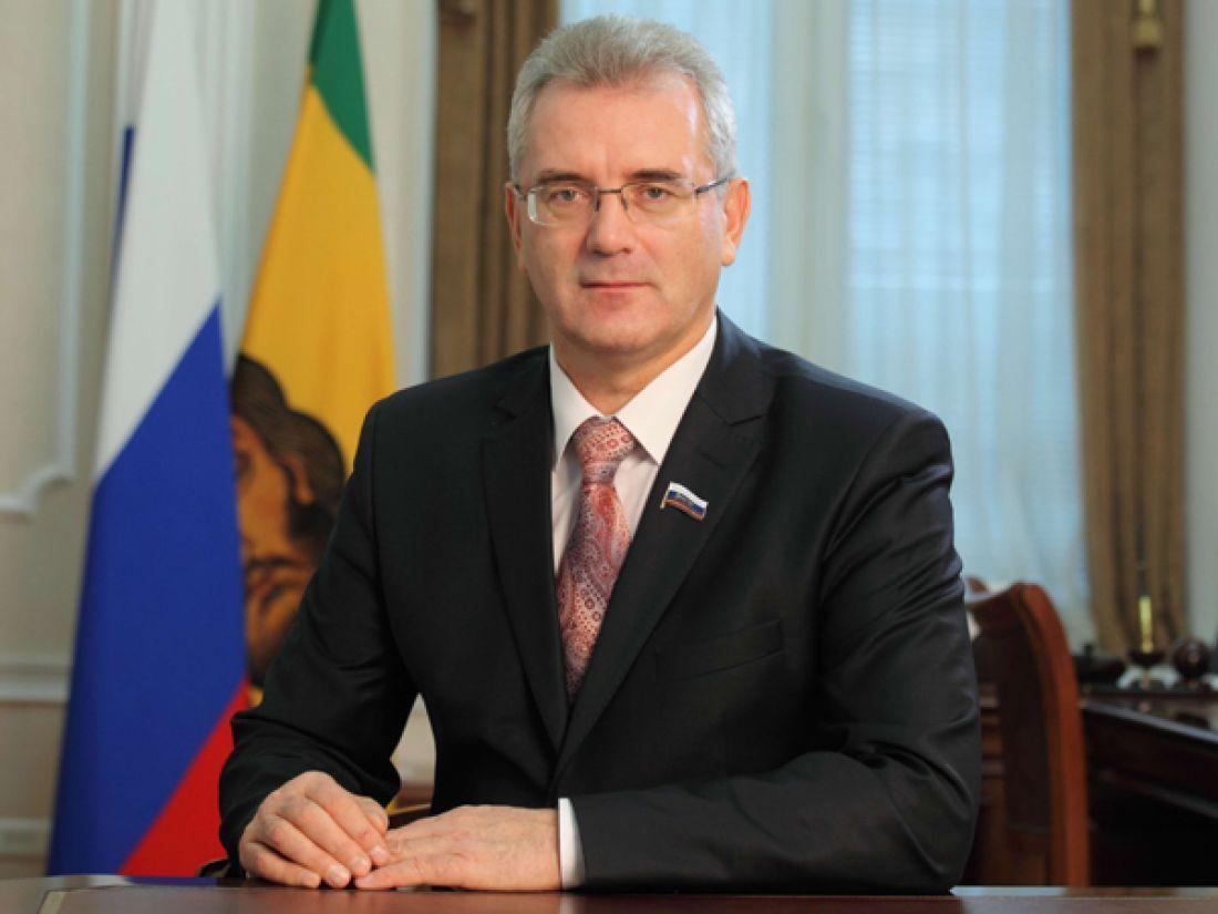 Иван Белозерцев поздравил жителей сДнем образования Пензенской области