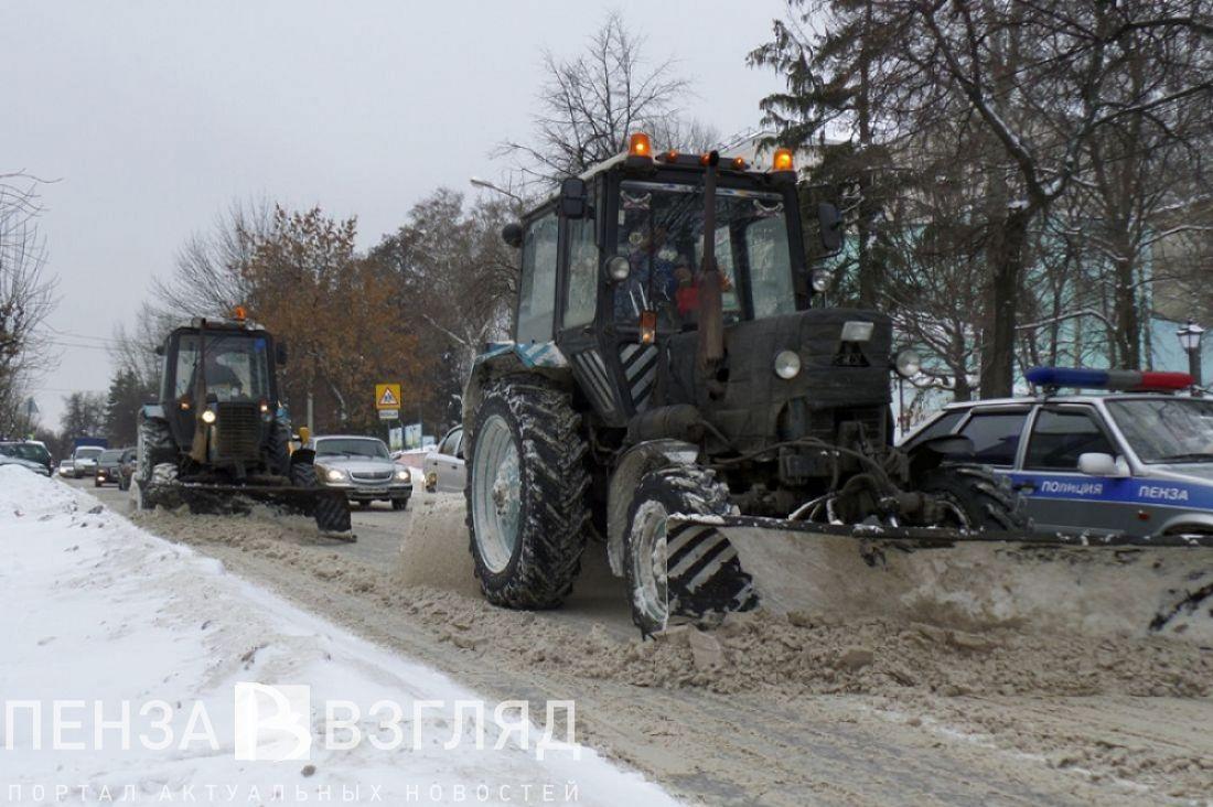 Срязанских улиц вывезли около 600 кубометров снега