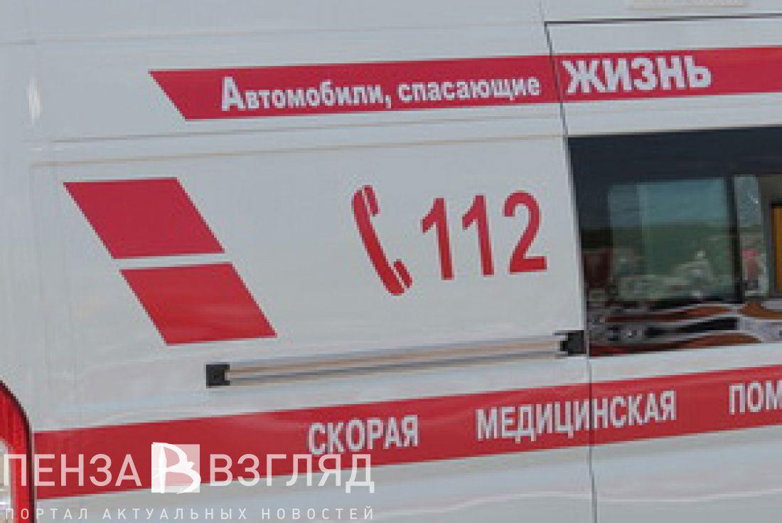 ВПензенской области пятилетняя девочка доставлена вбольницу после ДТП