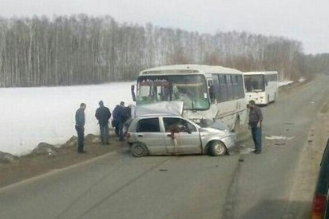 ВКазани девушка погибла при ДТП впрямом эфире