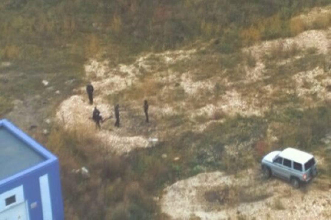 ВЗасечном наулице Изумрудной отыскали труп мужчины