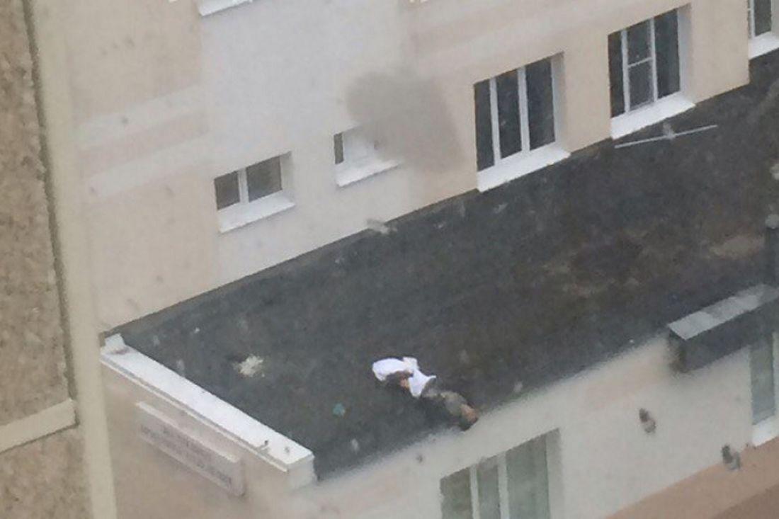 ВПензе установлена личность мужчины, выпавшего изокна детской клиники