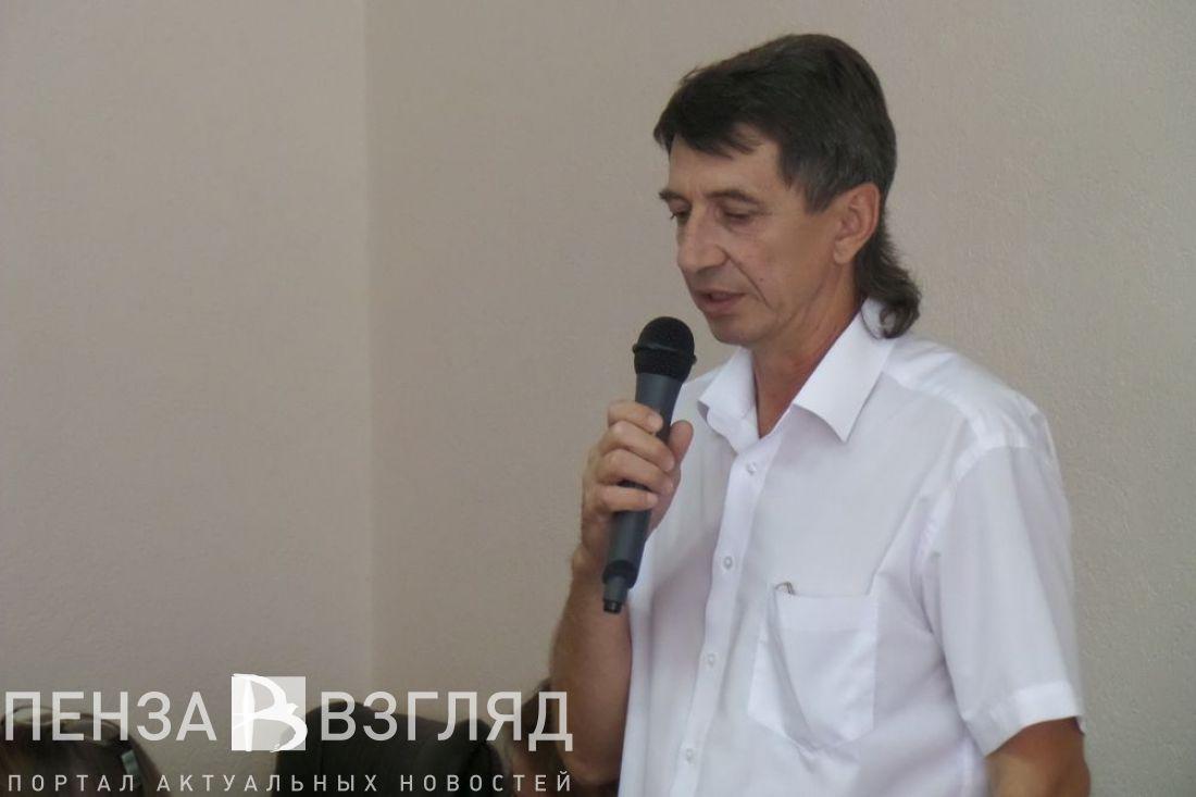 Экс-начальник пензенского «Зенита» Виктор Смагин подозревается вмахинациях сналогами