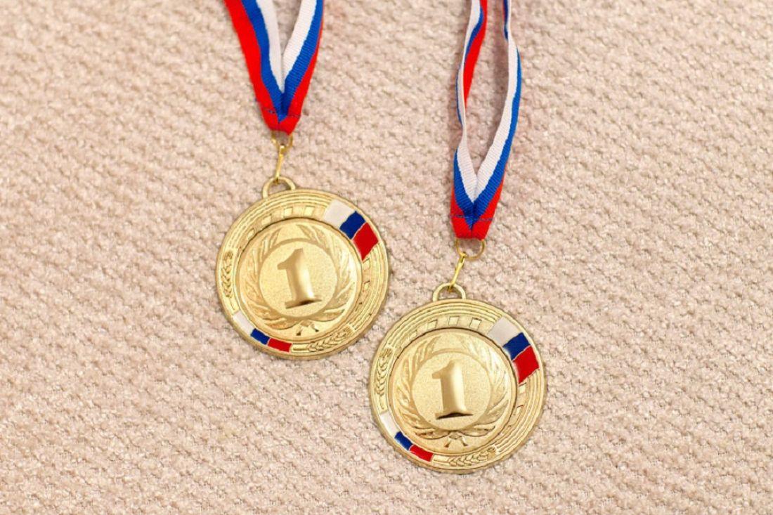 фото медали за первое место в олимпиаде собраны все