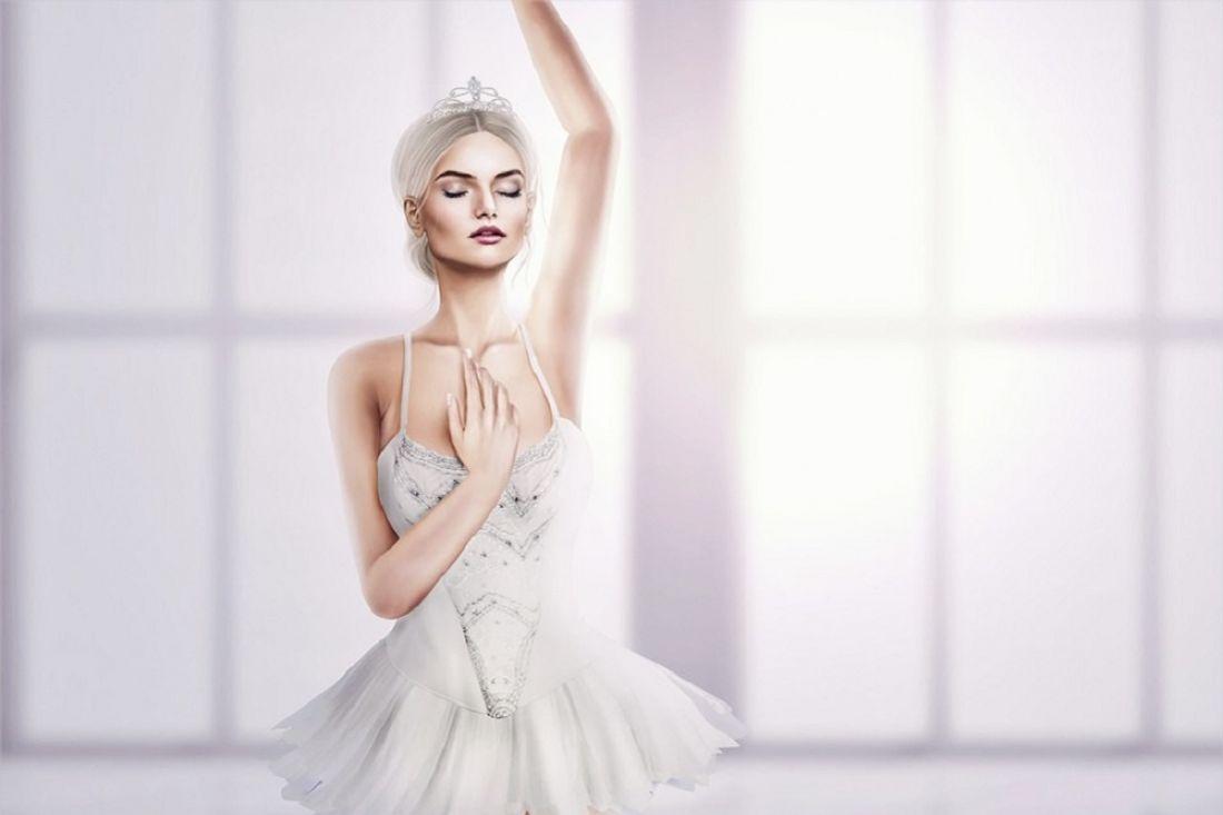 Английские ученые создали модель идеального женского танца