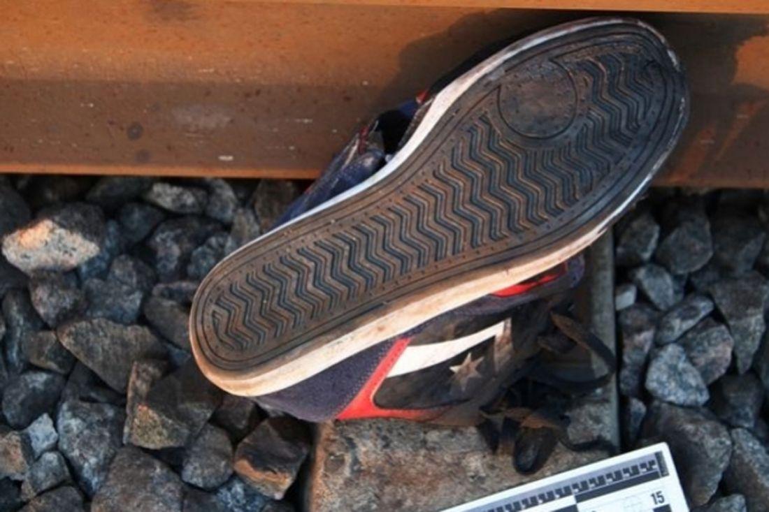 ВЛекнинградской области нажелезнодорожных путях найдено мужское тело