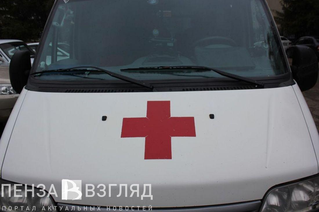 Сразницей в20 мин. вПензенской области сбили 2-х детей