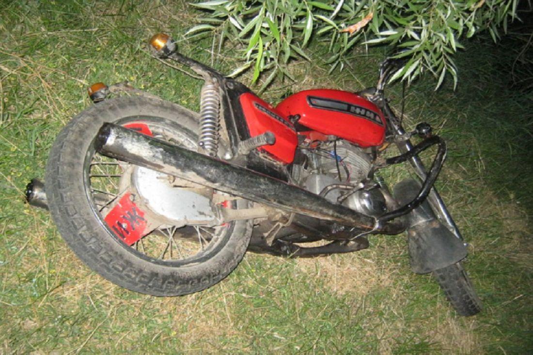 ВПензенском районе столкнулись два мотоцикла
