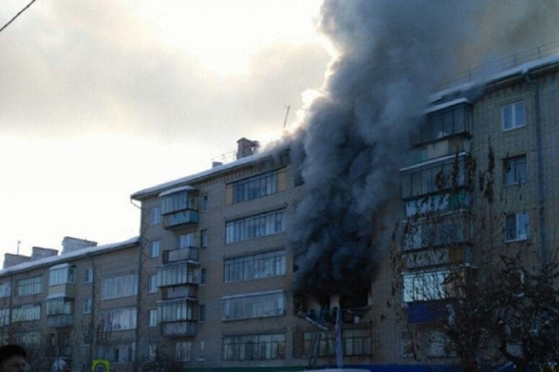 ВБашкирии вжилом доме произошел взрыв, есть погибший