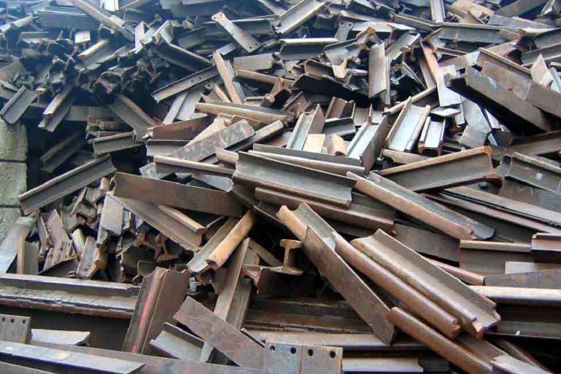 Ужителя Нижнеломовского района украли около 750кг металлолома
