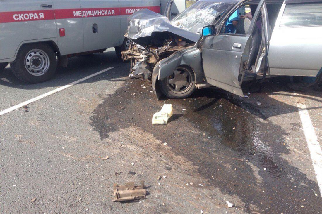 Две девушки погибли натрассе «Саранск— Пенза», четверо раненых