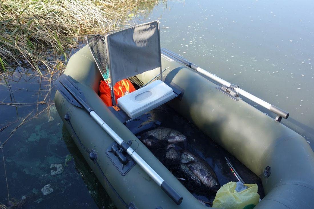 Содного изостровов наСуре вПензе был спасён больной рыбак