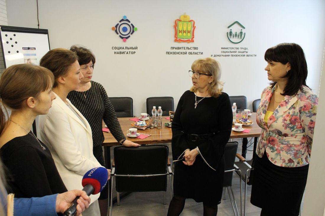 ВПензу приехала детский омбудсмен Анна Кузнецова