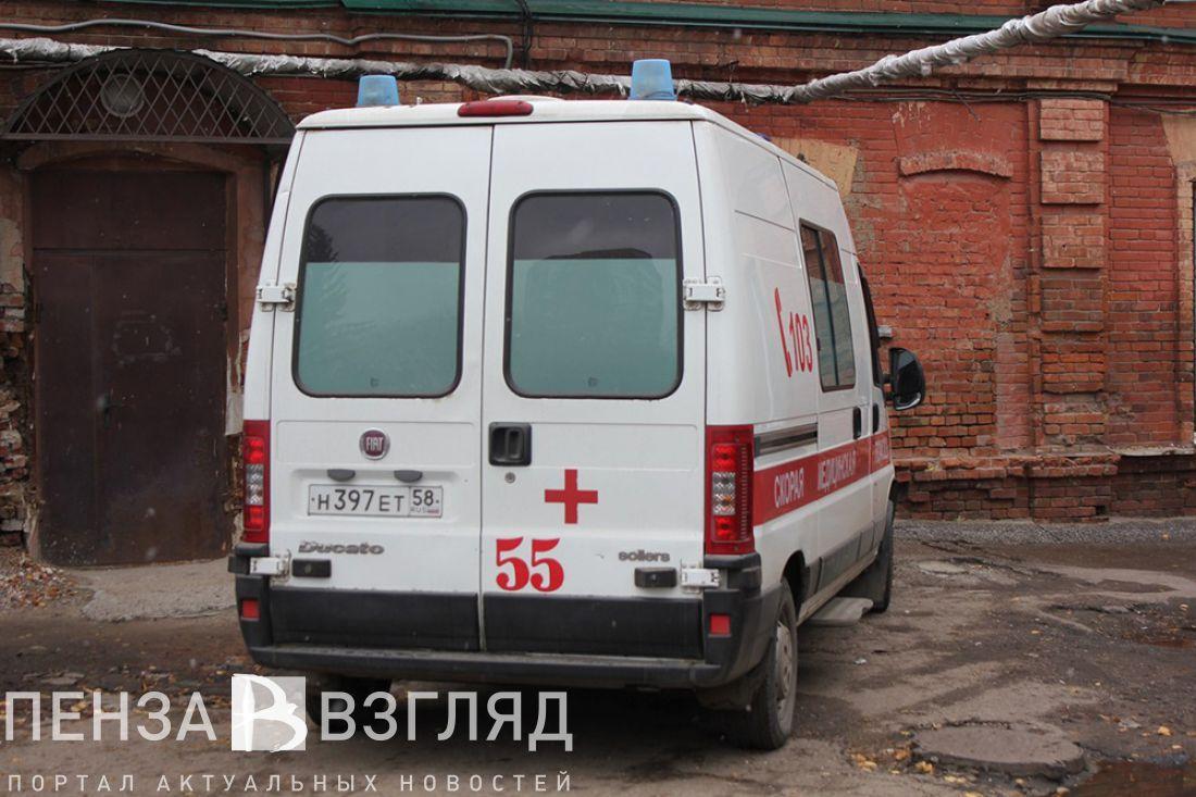 ВОмской области впожаре погибли бабушка идва еевнука