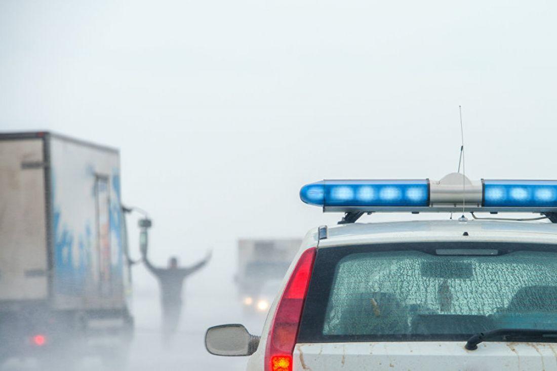 ДТП сучастием 2-х десятков машин произошли натрассе «Крым»