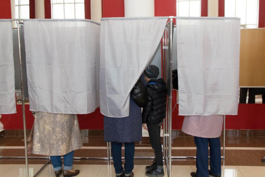 Явка навыборах депутатов Государственной думы вПензенской области превысила 40%