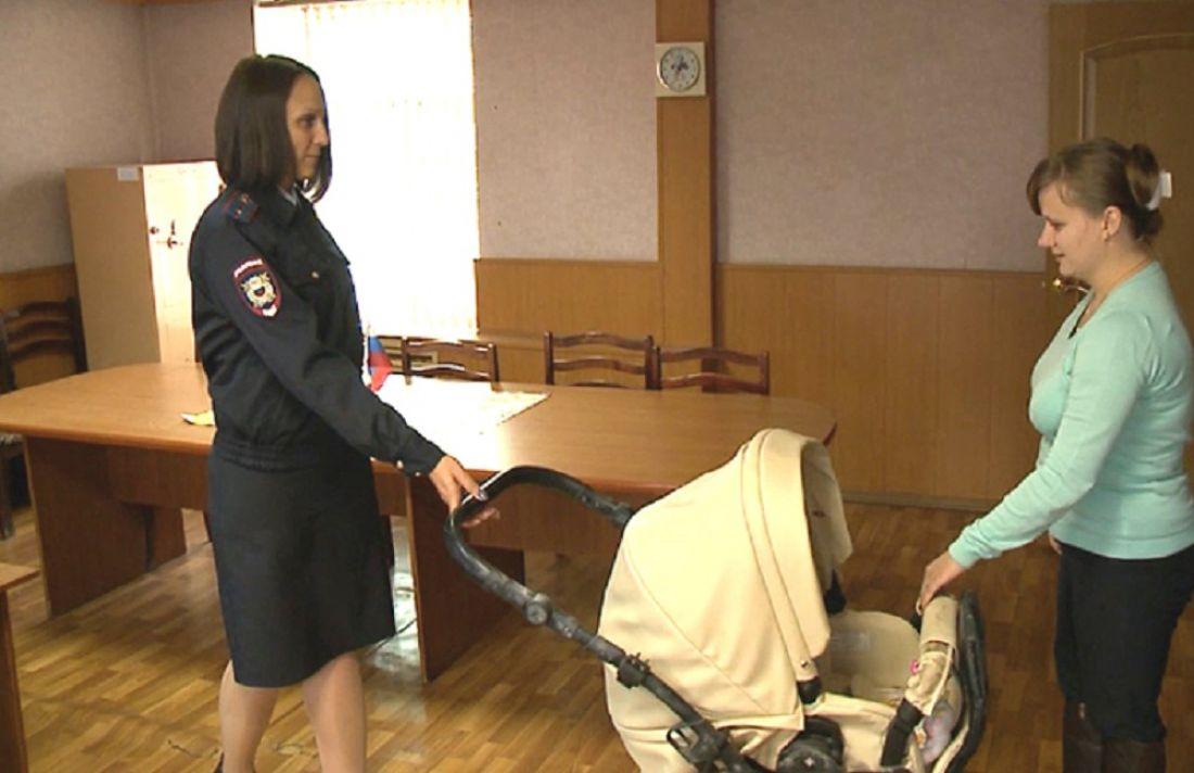 Пензенец похитил умолодой матери коляску, чтобы пропить ее