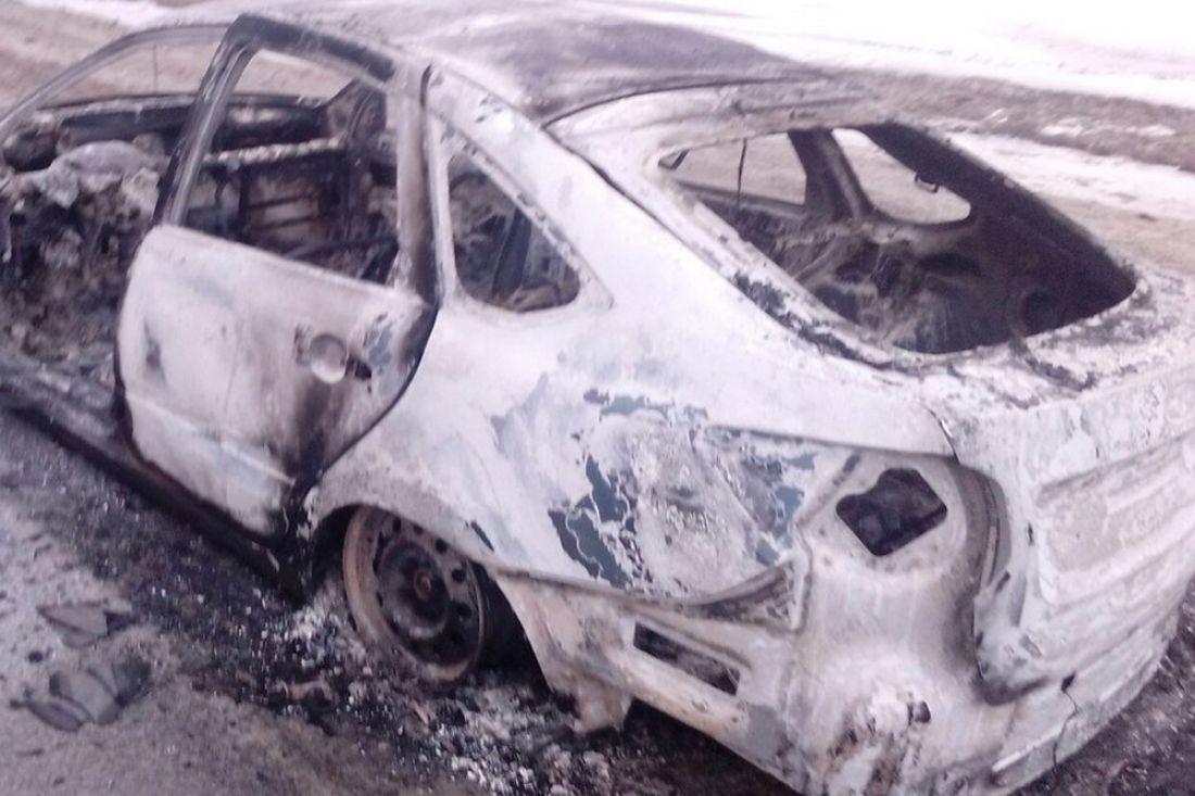 Автомобиль сгорел на сто взыскать