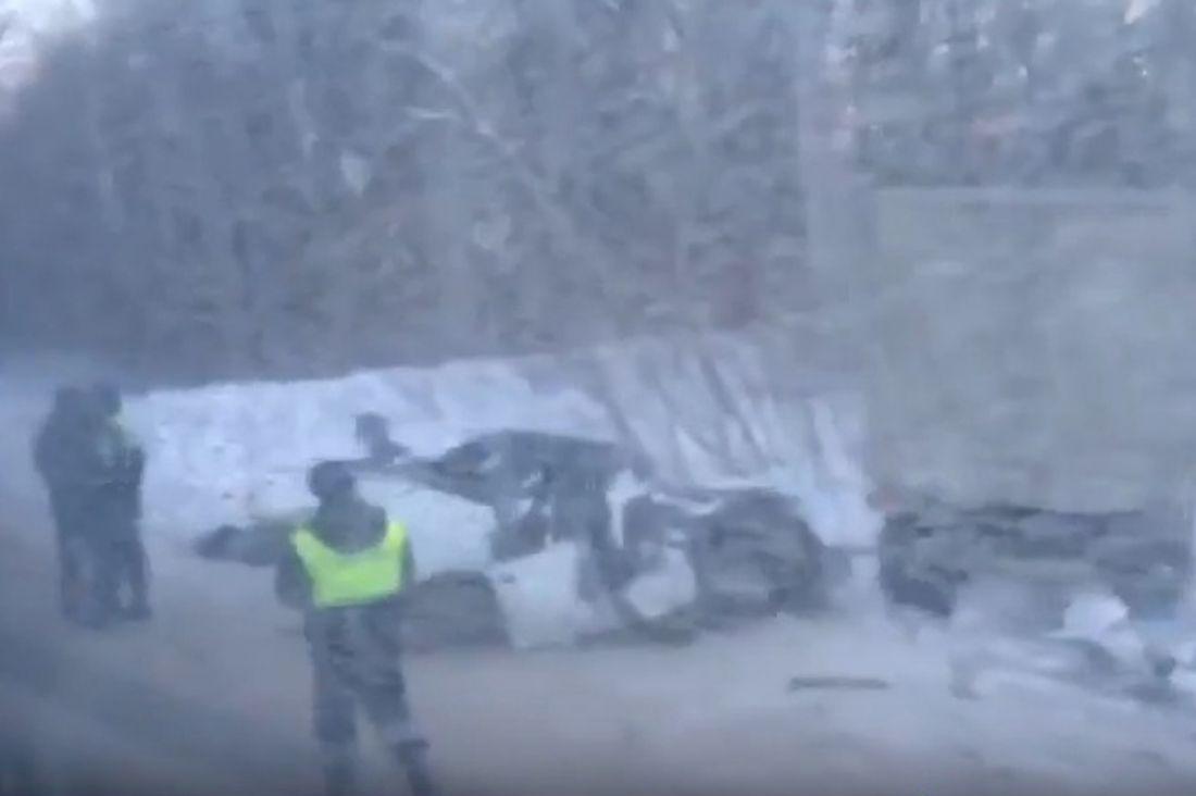 Трое мужчин погибло вДТП натрассе «Пенза-Сердобск»