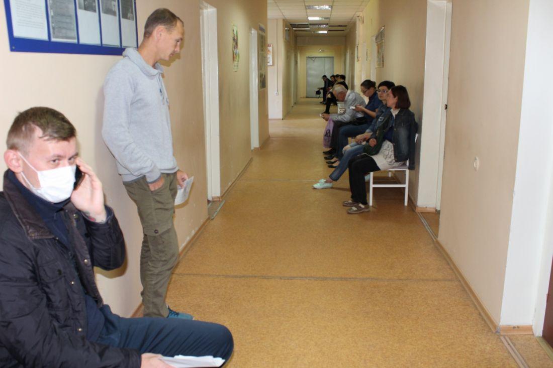 Грипп иОРВИ «косит» взрослое население Пензенской области