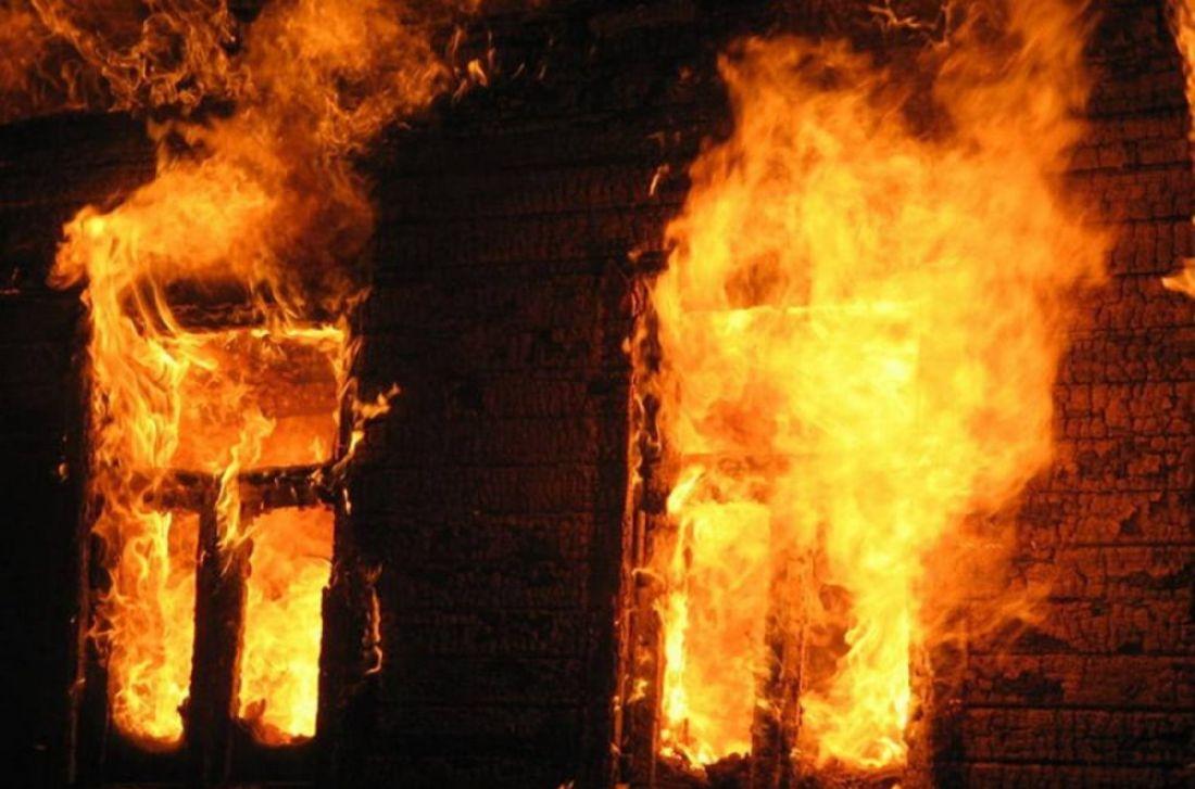 ВПензе впожаре наулице Касторной умер мужчина