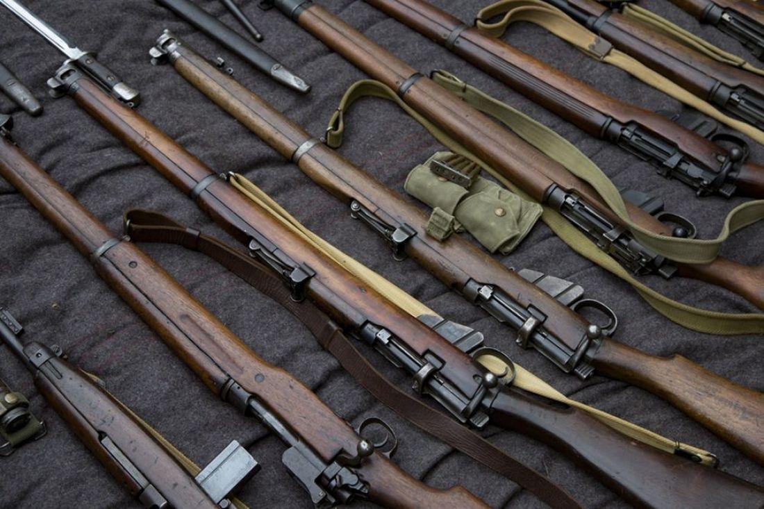 Пензенцев призывают добровольно сдавать оружие заденьги