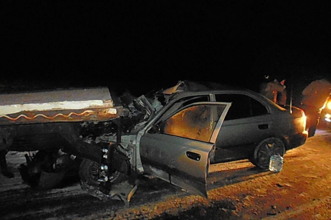 Смертельное ДТП вПензенской области: умер шофёр легковушки
