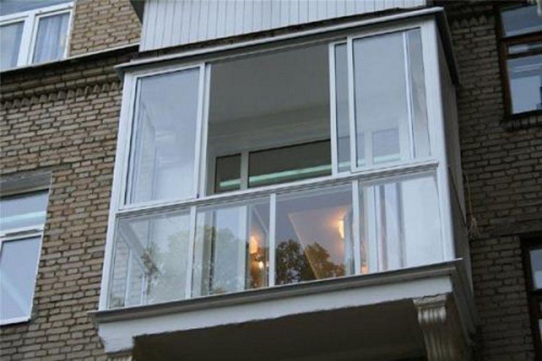 Дизайн остекления балконов - идеи как красиво застеклить бал.
