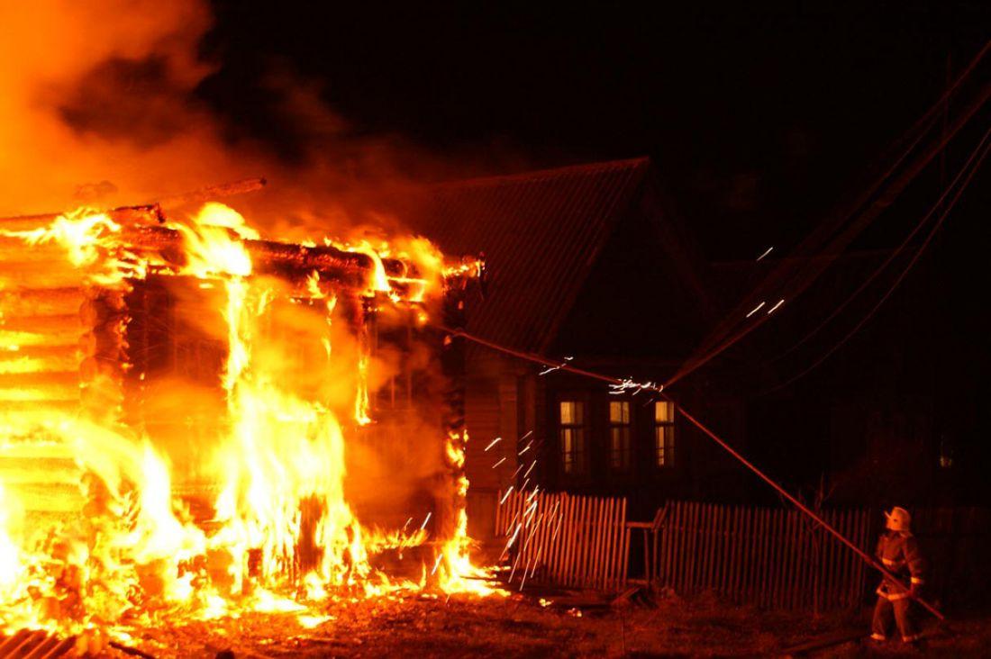 ВПензенской области впламени умер 51-летний мужчина
