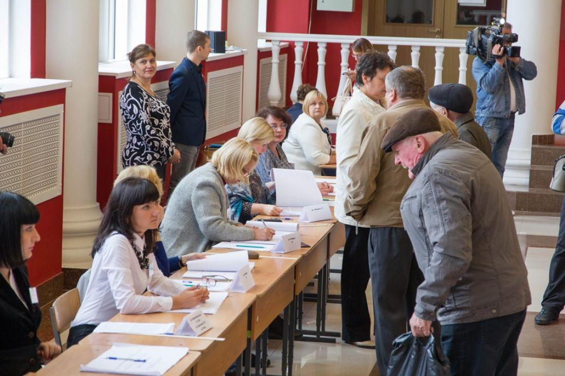 ВПензенской области кполудню проголосовали 25,3% избирателей