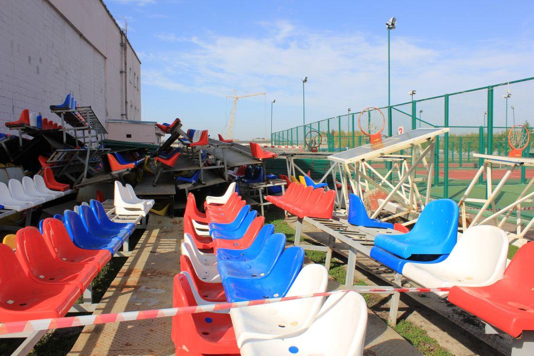 ВПензе занимаются реконструкцией стадиона «Зенит»