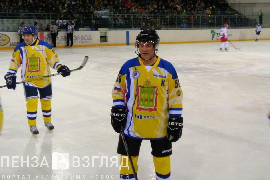 Иван Белозерцев поблагодарил участников движения «Putin Team» заигру