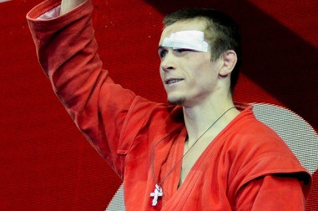 Зареченец Владимир Балыков стал чемпионом РФ посамбо