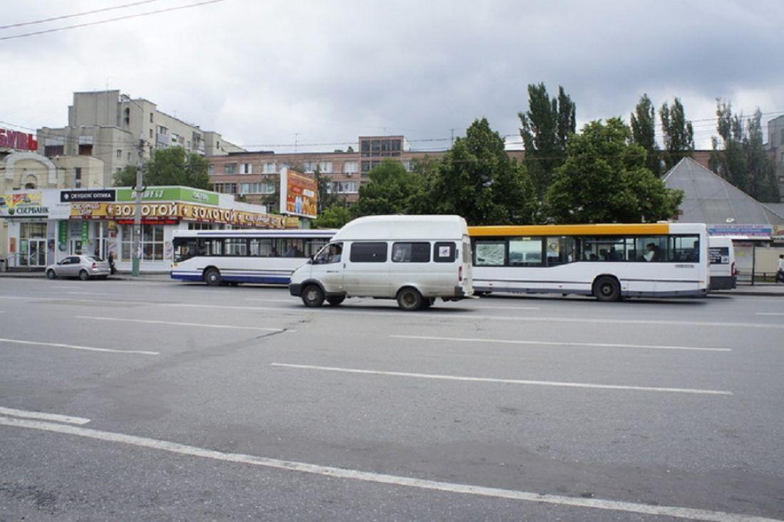 Схема пензы транспорт