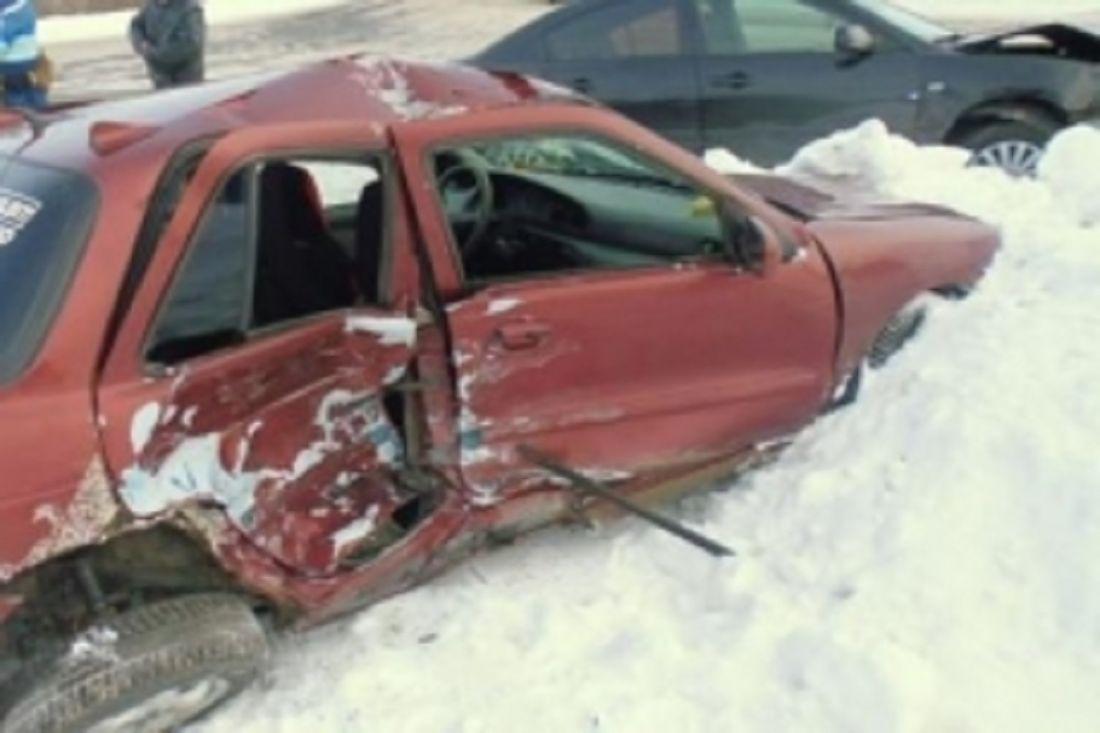 Автокатастрофа под Нижним Ломовом. Насмерть разбились два человека
