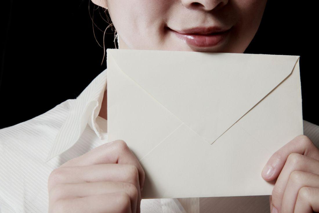 письмо в руках картинки странных