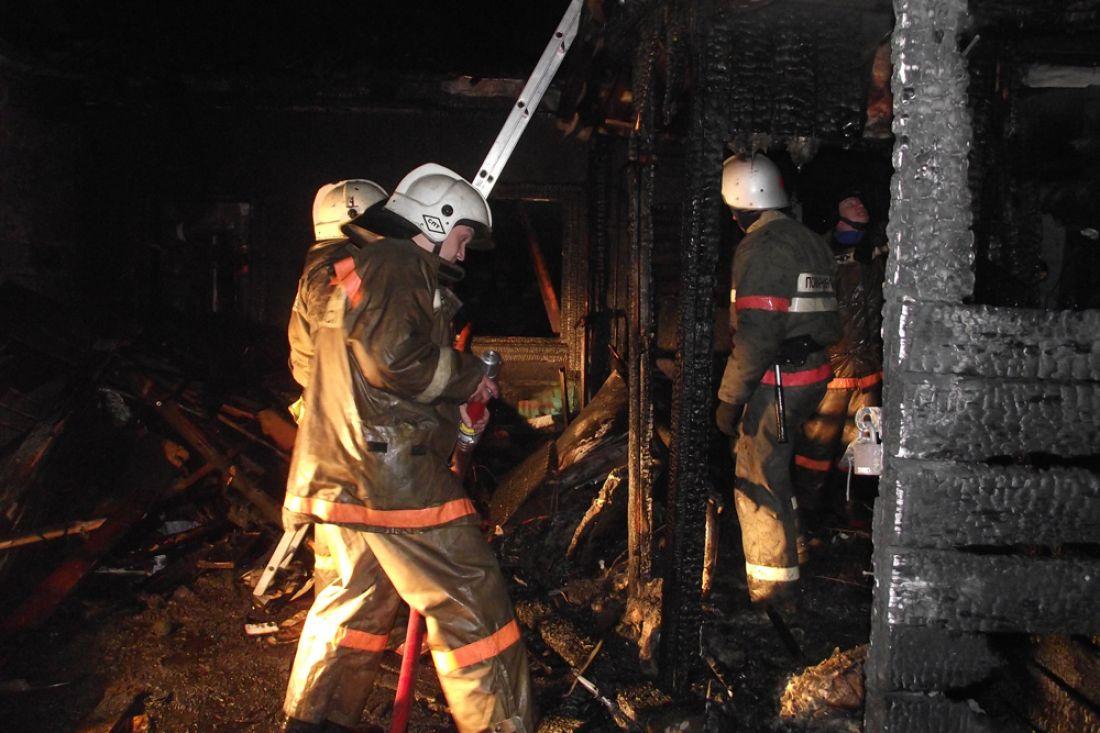 ВПензе впожаре наулице Кошевого умер мужчина
