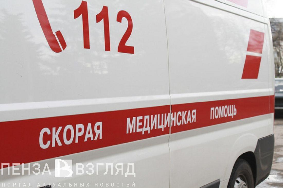 Впензенском селе мотоциклист сбил 5-летнего ребенка