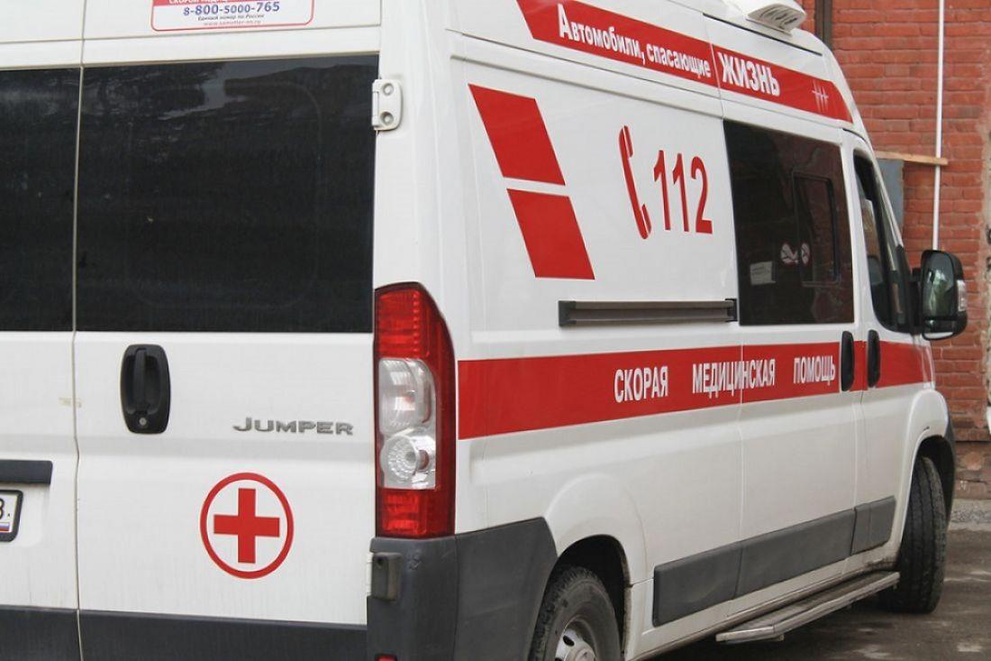 ВПензе столкнулись «КамАЗ» и VW, четверо пострадали