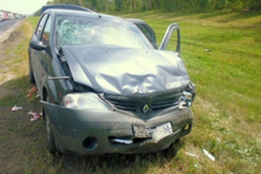 В тройном ДТП в Пензе погиб мужчина, еще четверо пострадали