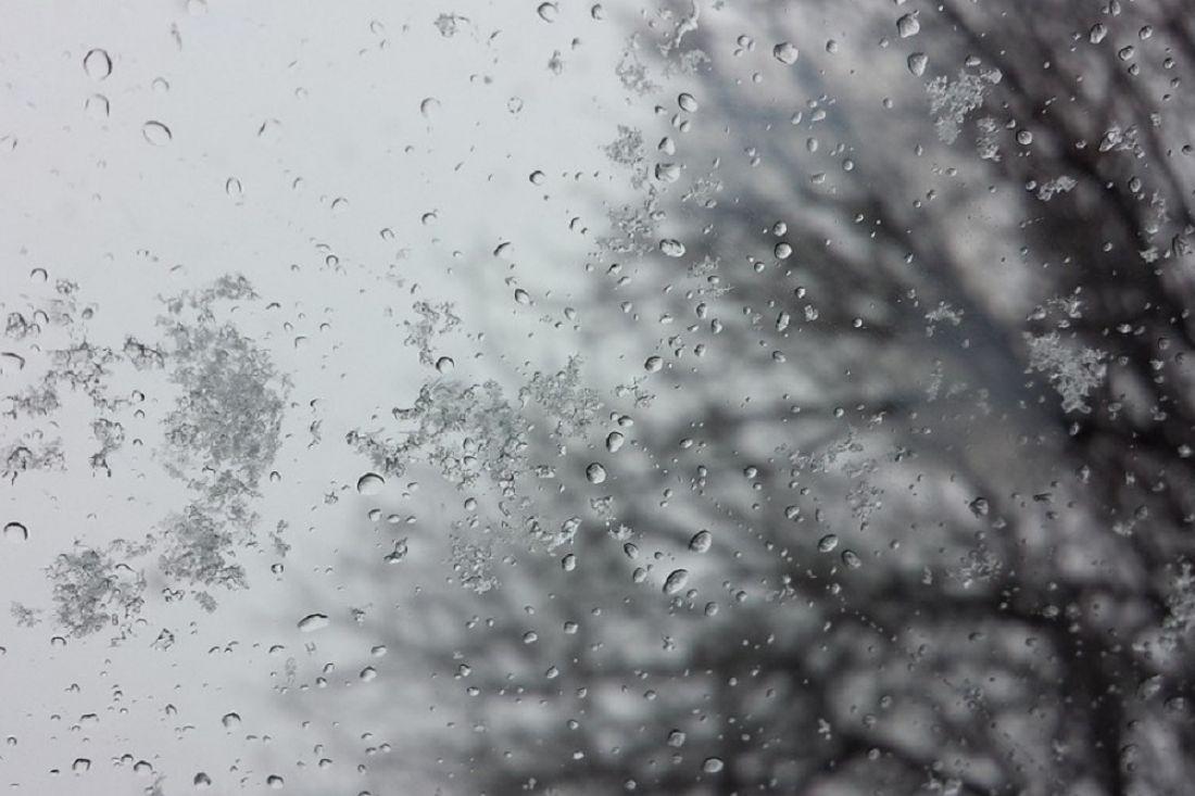 Вконце рабочей недели вЛипецкой области продолжит идти мокрый снег