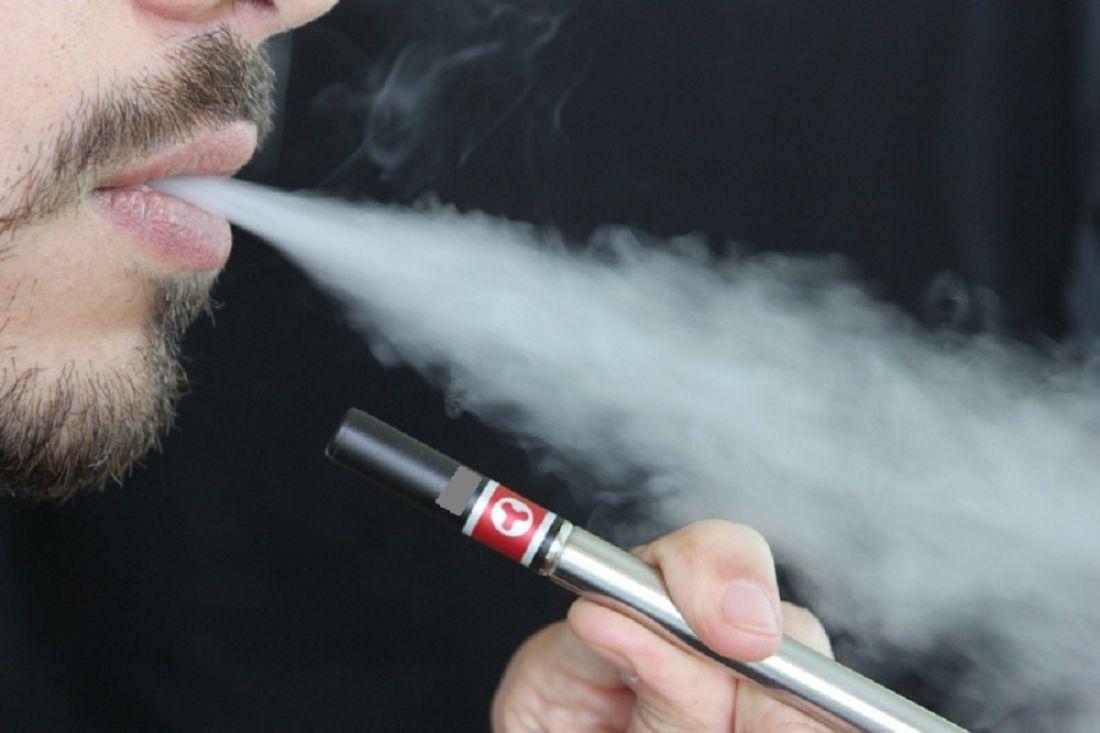 Житель америки лишился 7-ми зубов из-за взрыва электронной сигареты