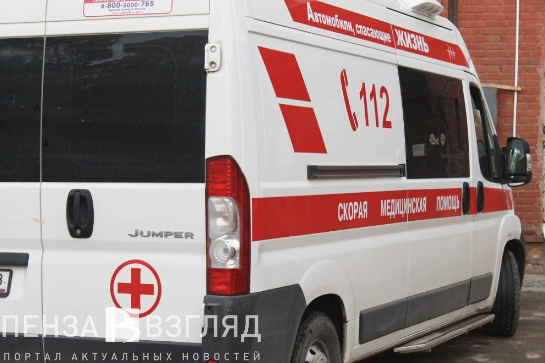 ВКузнецке ребенок  госпитализирован после наезда «ВАЗа»