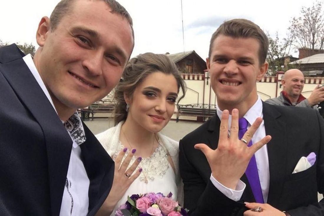 Олимпийская чемпионка Мустафина вышла замуж забобслеиста Зайцева