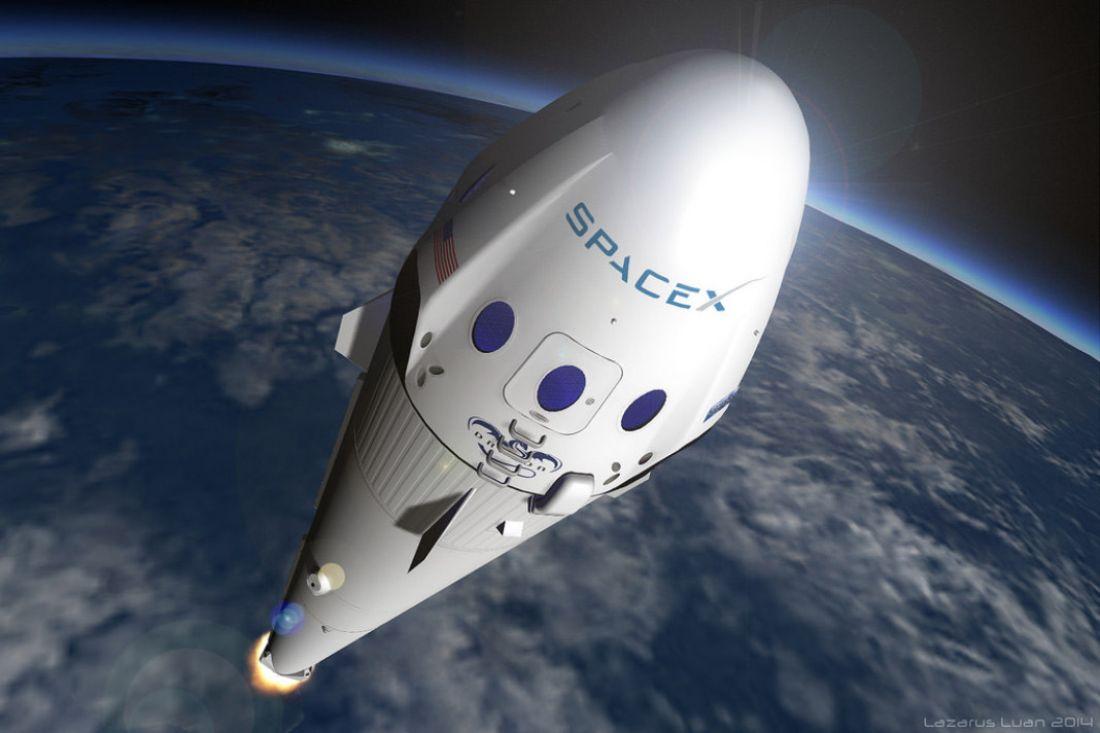 Илон Маск пообещал отправить наМарс млн. человек