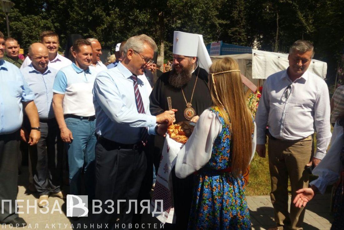 ВПензе заканчивается подготовка кфестивалю православной культуры «Пензенский Спас»
