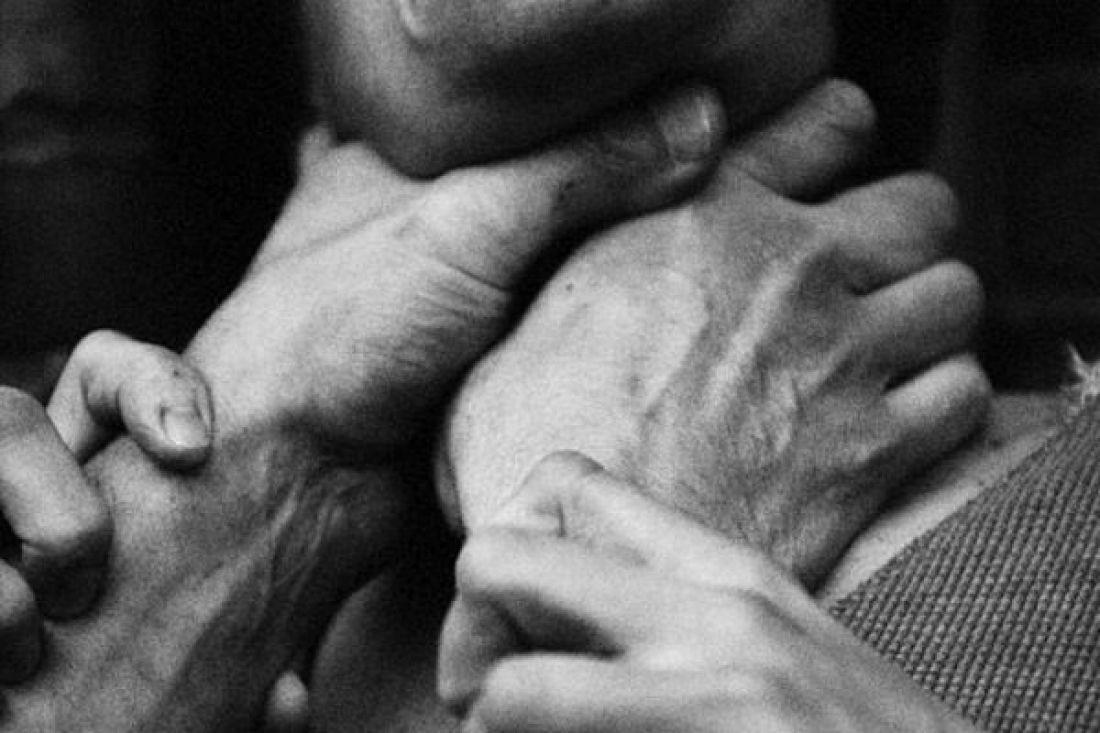 Дыхание мужчины во время секса