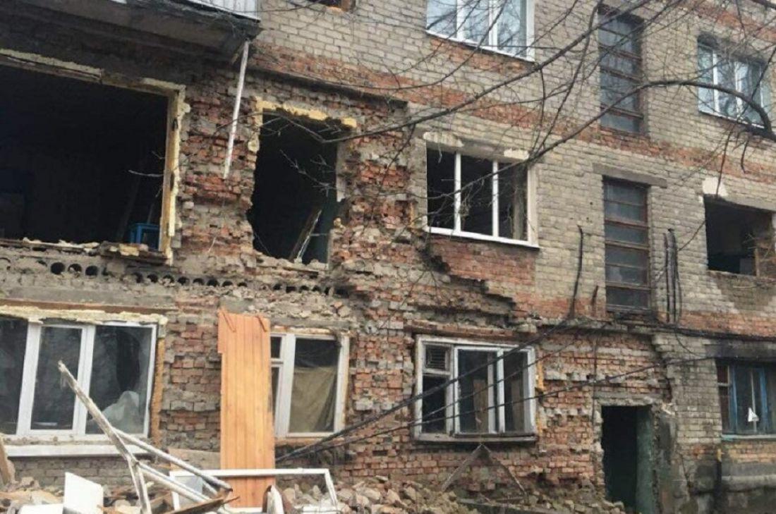 Дом наУдарной вПензе снова обвалился - жильцов выселят принудительно